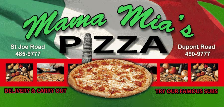 Mamma Mia Pizza Woodbury Travel